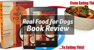 Real Food for Dogs E-Book